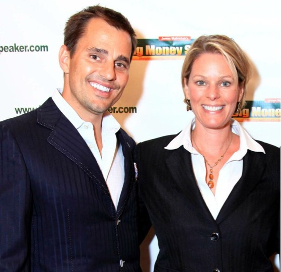 Roberta Ross & Bill Rancic